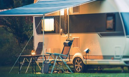 Upptäck friheten med campinglivet