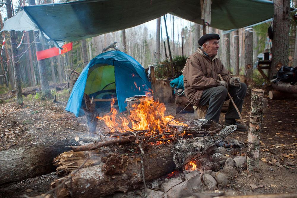 pensioner-camping
